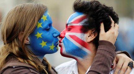 """英國和歐盟會達成一個""""過渡性協議"""""""