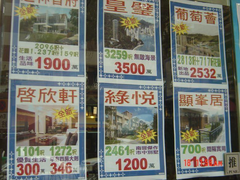 地王效應讓房價居高不下