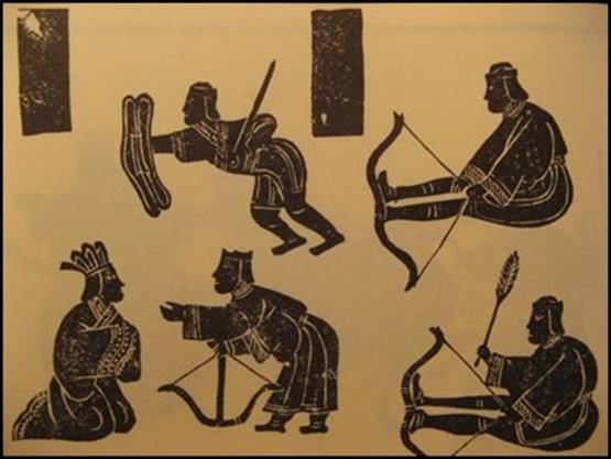 【專題】中國古代文化之三:射禮及其意趣