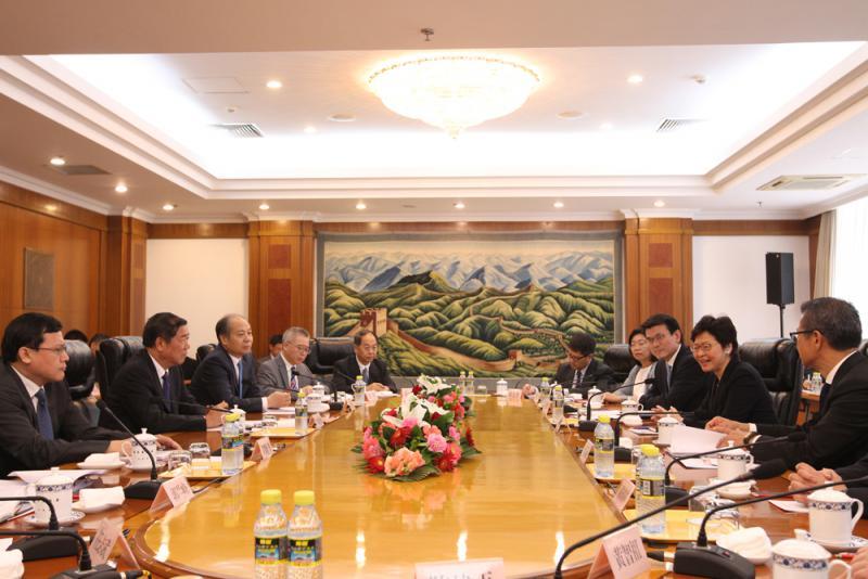 一帶一路加上CEPA帶領香港經濟發展