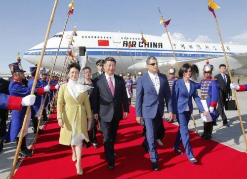 中國和拉美各國正處於雙邊關系發展的曆史最佳時期