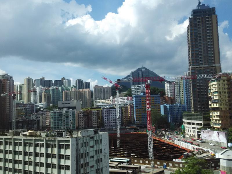 本港下半年房量將增加