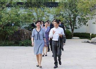 阿裏巴巴將更多的參與香港的發展