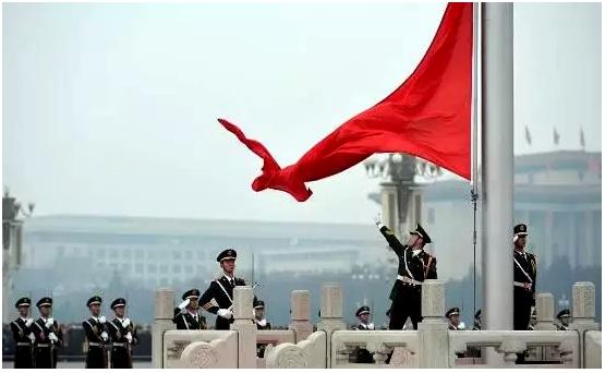《國歌法》代表一國威嚴