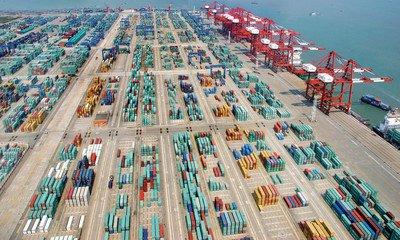 """中國港口不斷走向世界,帶動的是中國建設標准、中國技術""""走出去"""""""