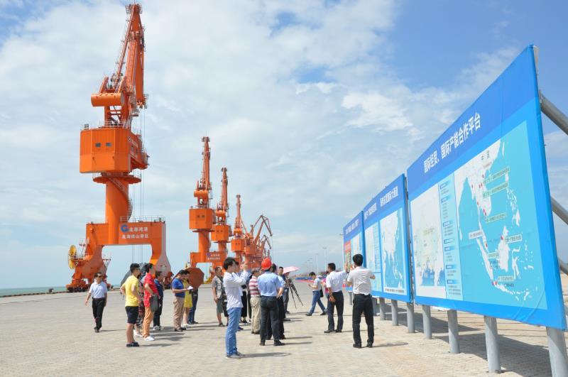 北部湾经济指标领跑广西  持续向海发力