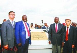 中國經濟特區發展經驗走進非洲