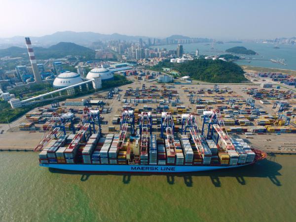 中國和美國經濟前景改善