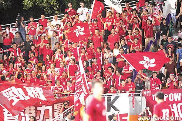 「港獨」分子利用噓國歌宣傳影響香港足球