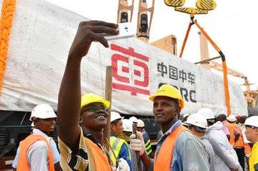 """""""目前看來,中國同非洲國家合作的方式是最好的"""""""