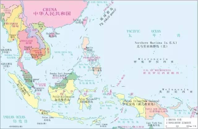 中國對東南亞的影響力從未像今天這樣強大