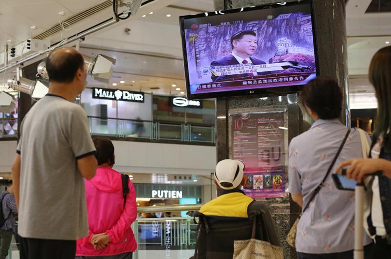 十九大為香港經濟帶來方向