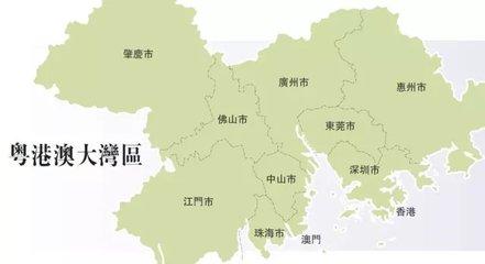 粵港澳大灣區強化創新驅動