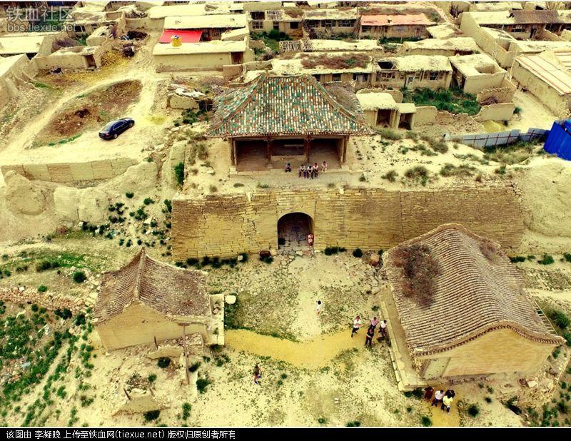 中國古代的城市規劃