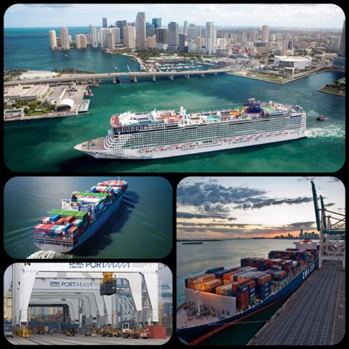 邁阿密已成為連接中國和拉美的交易中心和轉運中樞