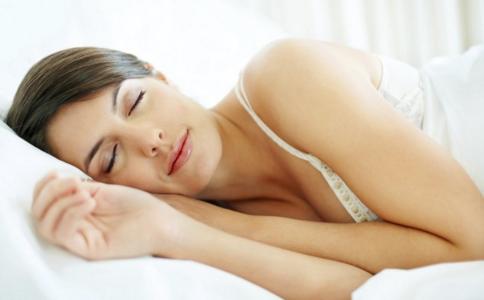 女生經期睡姿很重要