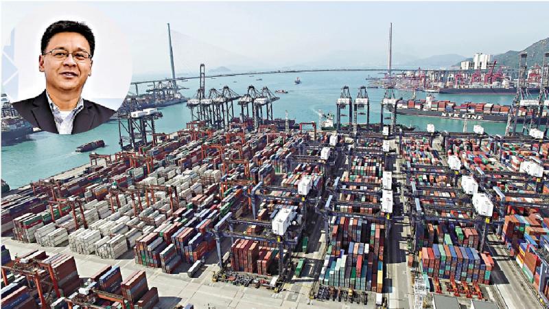 香港勤于内地交流經濟