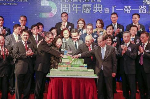 香港應努力把握大灣區一帶一路經濟機遇