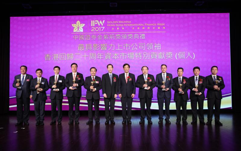 祖國大陸開創更多機會與香港經濟合作