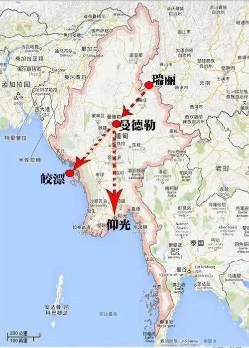 緬方贊賞中方提出的中緬經濟走廊倡議,願盡早就此倡議與中方對接