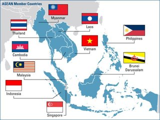 澳大利亞和中國都將受益於東南亞地區的繁榮和穩定