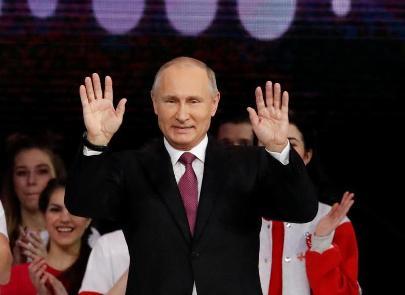 俄羅斯現任總統普京將繼續參與下任總統選舉