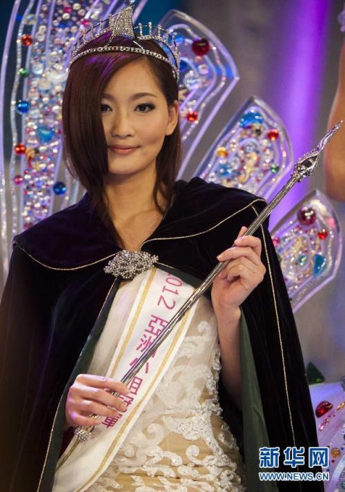 中國小姐首移師香港舉