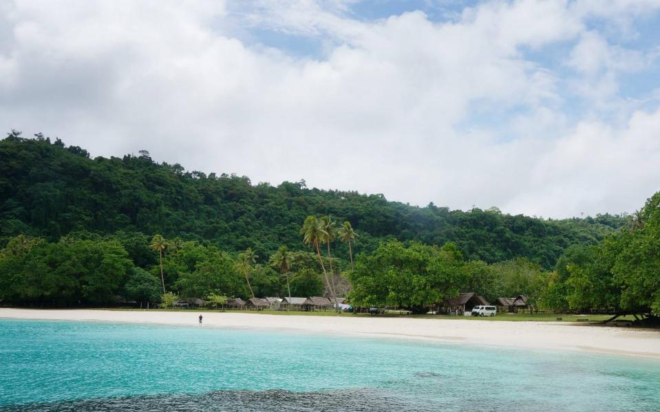 選擇移民瓦努阿圖,揚起風帆、破浪前行
