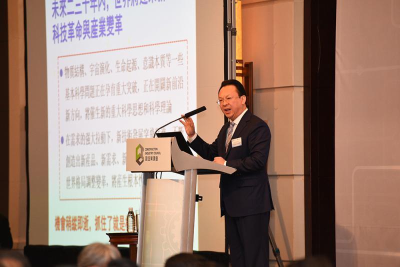 相信香港未來的科創能力與市場前景