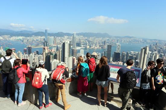 香港推動自由貿易發展經濟
