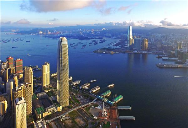 一地兩檢促進香港旅游業