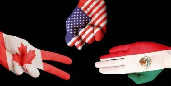 北美自貿協定在3月前完成NAFTA的磋商任務艱巨
