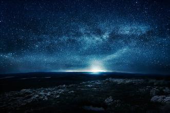天氣晴朗 不用望遠鏡妳能看到多少顆星