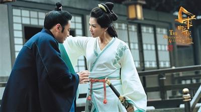 《虎嘯龍吟》用現代類型演繹傳統故事