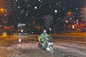 內地中東部多地現凍害