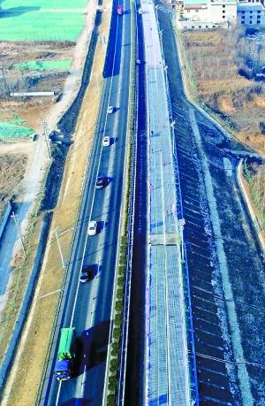 全球首段太陽能高速公路亮相