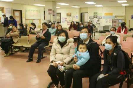 中國衛計委:流感高峰持續