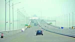首屆港珠澳大橋馬拉松1月15日報名 總獎金122萬