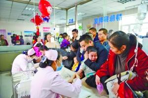 北京市面流感藥斷貨