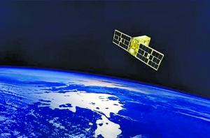 """全球首顆""""共享衛星""""發射成功"""