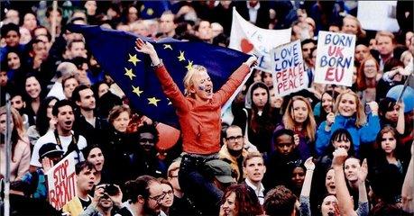 英國議會下院通過《退出歐盟法案》