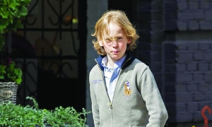 荷親王私生子將成王子