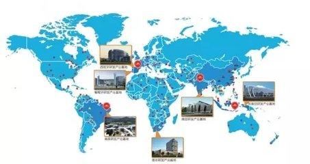 光纖光纜企業正在海外謀求轉型