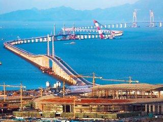 """香港是""""一帶一路""""建設功能性支點"""