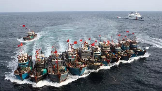"""""""一帶一路""""為遠洋漁業發展提供新機遇"""