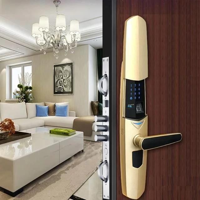 橘子皮都可以解鎖手機了,你家的指紋鎖門還安全嗎
