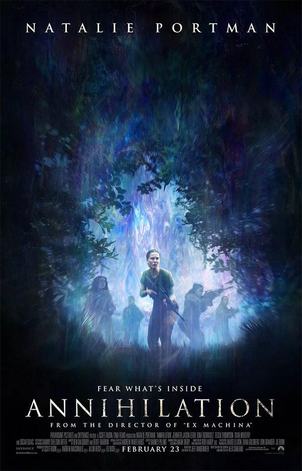 《演滅》暗藏危機 娜塔莉·波特曼帶隊探險