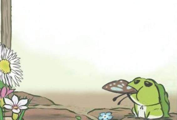 旅行青蛙再現腦洞大開玩家,改變蛙兒子食物