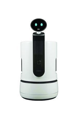 LG推三款商用機械人