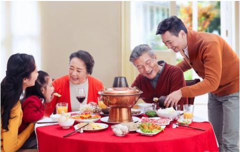 2018年春節年夜飯調查:花多少錢?在哪兒吃?吃什么?
